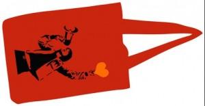 Rote Tasche (c) Diraction