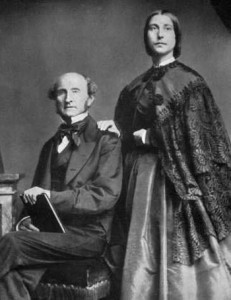 John Stuart und Harriet Taylor Mill