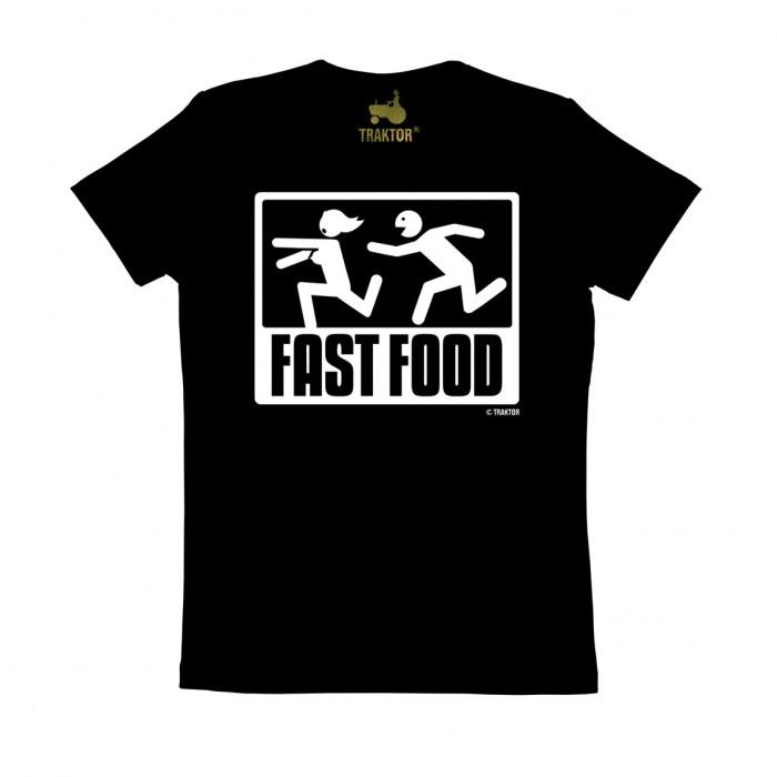 Frau als Fast Food