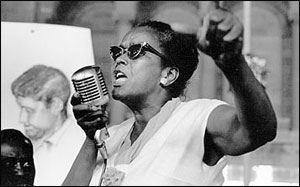 Ella Baker (ellabakercenter.org, via Creative Commons)
