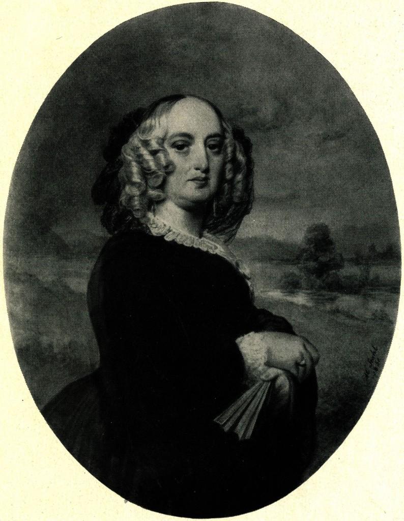 Fanny Lewald (Wikimedia Commons)