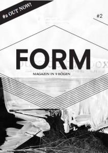 Titelbild der outside the box #2 FORM