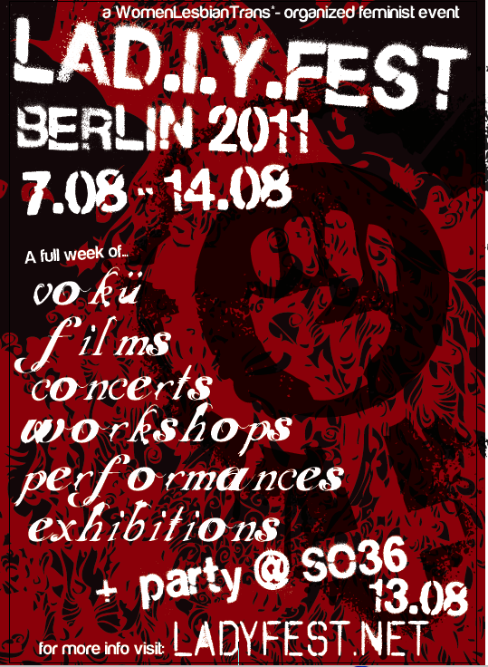 laDIYfest berlin 2011
