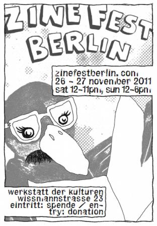 Zinefest Berlin