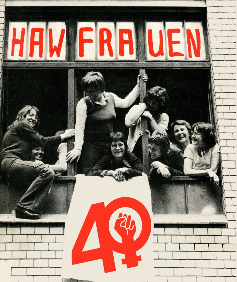 Happy Birthday: 40 Jahre Spinnboden Lesbenarchiv und Bibliothek e.V. in Berlin