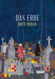 """Cover von """"Das Erbe"""" von Rutu Modan"""