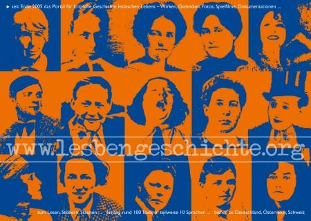 Postkarte: lesbengeschichte.org.
