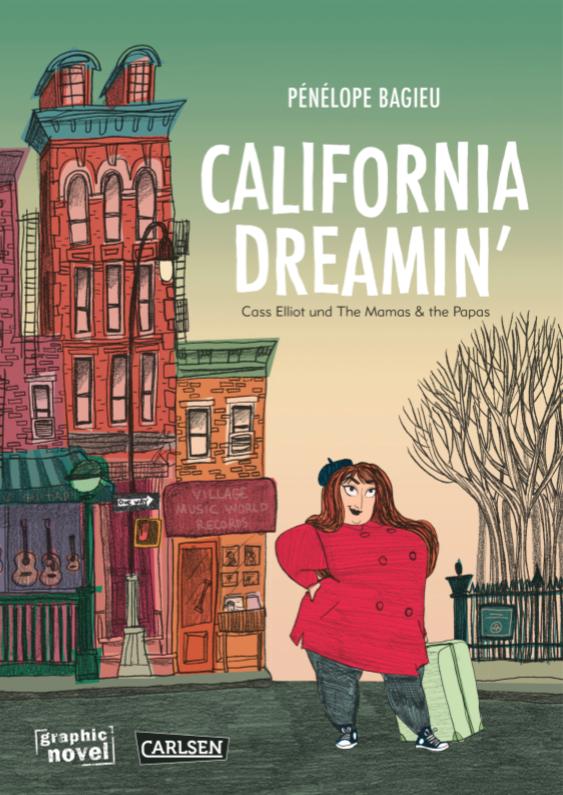 California Dreamin' - Cover