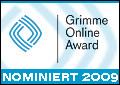 Nomniniert für den Grimme-Online-Award 2009 - Kategorie: Information